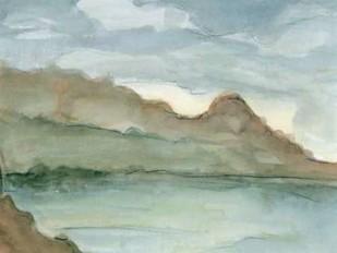 Watercolour Sketchbook V Digital Print by Harper, Ethan,Impressionism