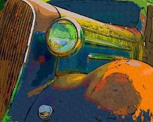 Classic Cruisin III Digital Print by Head, Danny,Realism
