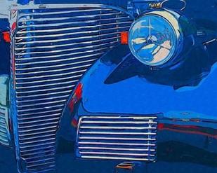 Classic Cruisin II Digital Print by Head, Danny,Realism