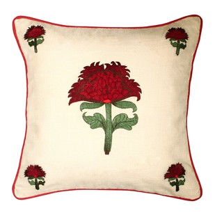 KASHMIR AUTUMN BLOSSOMS Cushion Cover By Monsoon and Beyond