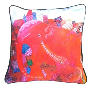 Babu Xavier Cushion Cover Cushion Cover By indian-colours
