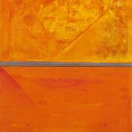 Vijay shinde untitled 48 x 24 acrylic on canvas 10591