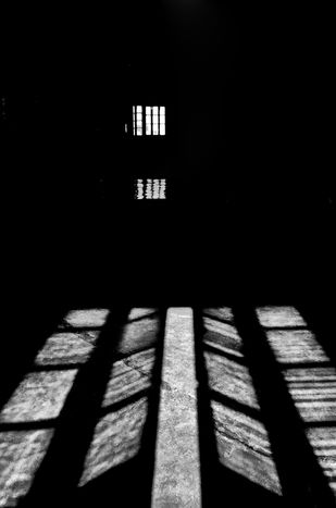 Shadow Play 2 by Subhajit Dutta, Image Photography, Digital Print on Archival Paper, Black color