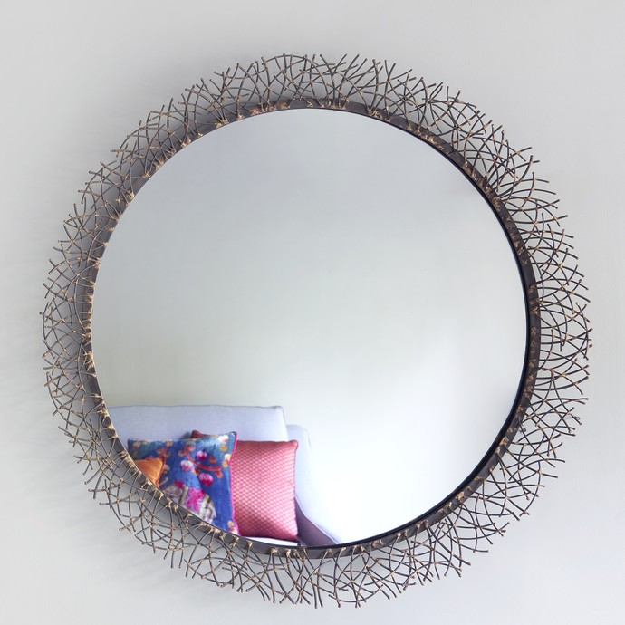 Twiggy Mirror Looking Mirror By The Lohasmith