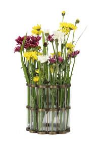 Test Tube Vase 12 Holder Decorative Vase By The Lohasmith