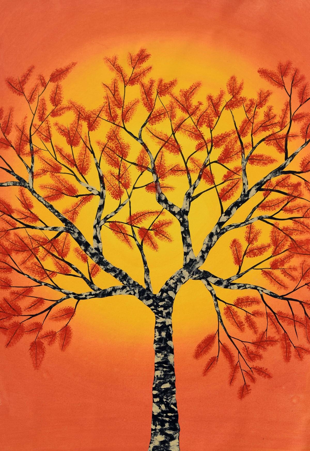 Sambharv By Artist Sumit Mehndiratta Decorative Painting Mojarto 217819