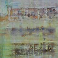 Chandana kankaria untitled iv 25x19 watercolour   oil pastel on paper 2015 24000