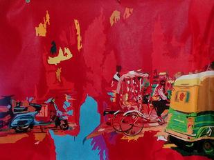 Untitled Digital Print by Sreenivasa Ram Makineedi,Photorealism