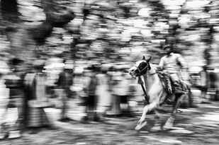 untitled by Subhajit Dutta, Image Photography, Digital Print on Paper, Gray color