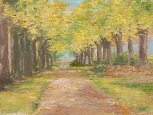 Fall Path III Digital Print by Harper, Ethan,Impressionism
