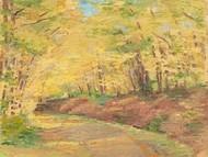 Fall Path II Digital Print by Harper, Ethan,Impressionism