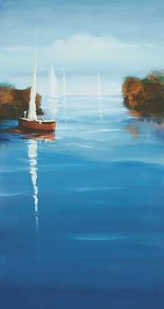 Set Sail 10 Digital Print by Dag, Inc.,Impressionism