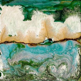 Euphrates Digital Print by Ludwig, Alicia,Abstract