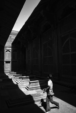 untitled by Subhajit Dutta, Image Photography, Digital Print on Paper, Black color