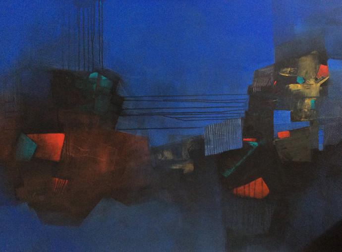 Untiteled Digital Print by sharath kumar ,Abstract