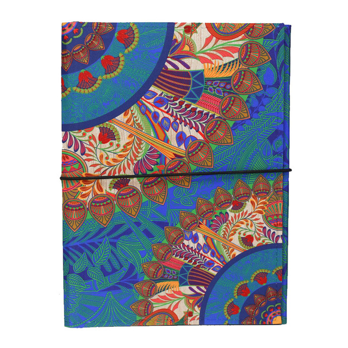 Egyptian Tranquility A5 Journal Notebook By Kolorobia