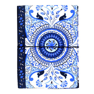 Pristine Turkish A5 Journal Notebook By Kolorobia