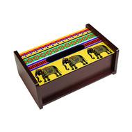 Elephant Majesty Tissue Box Tissue Box By Kolorobia