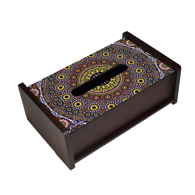 Moroccan Inspiration Tissue Box Tissue Box By Kolorobia