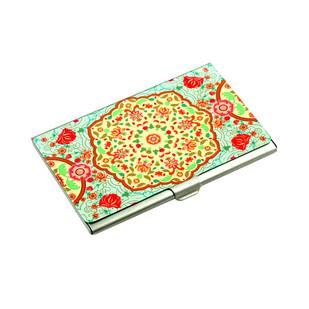 Ornate Mughal Visiting Card Holder Visiting Card Holder By Kolorobia
