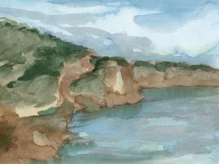 Watercolour Sketchbook VII Digital Print by Harper, Ethan,Impressionism