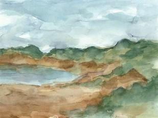 Watercolour Sketchbook VIII Digital Print by Harper, Ethan,Impressionism