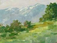 Mountain Backdrop I Digital Print by Harper, Ethan,Impressionism