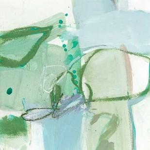 Olive I Digital Print by Long, Christina,Abstract