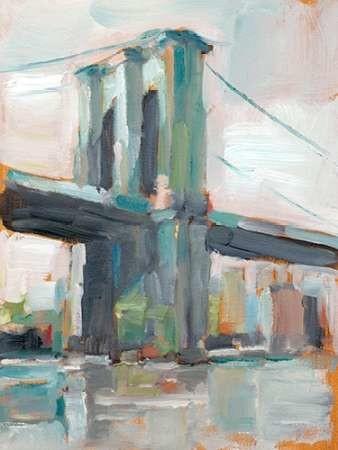 Contemporary Bridge II Digital Print by Harper, Ethan,Impressionism