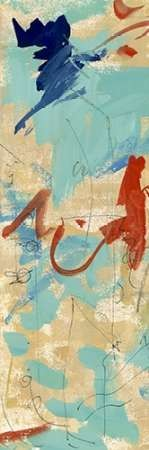 Composition 4b Digital Print by Wang, Melissa,Abstract