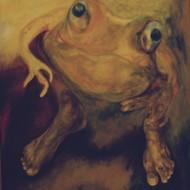 Metamorphosis oil on canvas 90x76cm