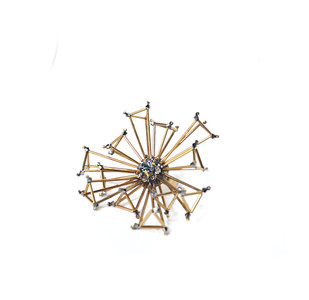 EFFLORESCENCE STATEMENT RING by BEGADA, Contemporary Ring