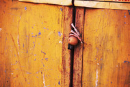 Belief 2 by Sayali, Image Photography, Digital Print on Canvas, Brown color