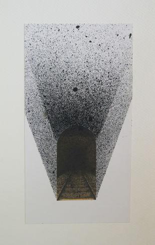 untitled Digital Print by Deepak sahagal,Geometrical