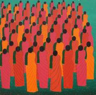 lost identity Digital Print by Hemavathy Guha,Expressionism