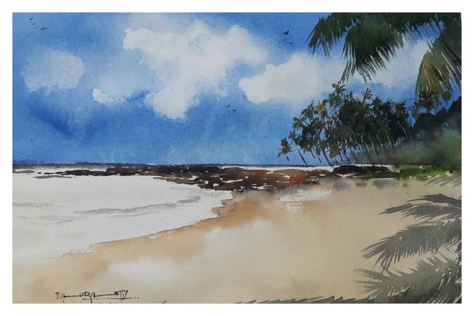 Ocean's Charm By Tushar Shetty
