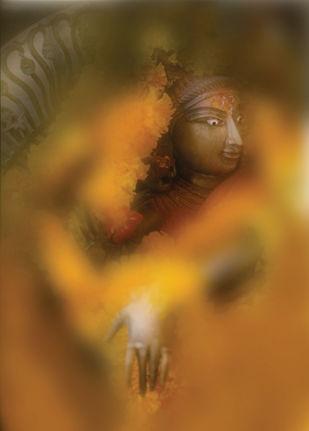 Shivam by pankaj agrawal, Minimalism Photography, Digital Print on Canvas, Gray color