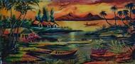 Paradise Digital Print by Kalpana Shukla,Decorative