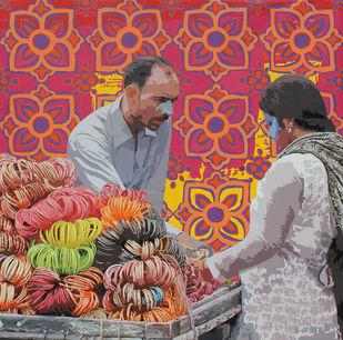 Untitled Digital Print by Sohan Jakhar,Pop Art