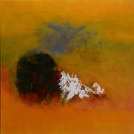 Spring-Untold stories 3 Digital Print by Sadhana Raddi,Abstract