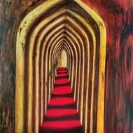Hope Digital Print by Pranita Avhale,Expressionism