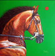 Unstoppable.... by sanket sawant, Expressionism Painting, Acrylic on Canvas, Salem color