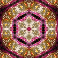 Mahakal by Shrikanth R. Poojari, Digital Digital Art, Digital Print on Enhanced Matt, Brown color