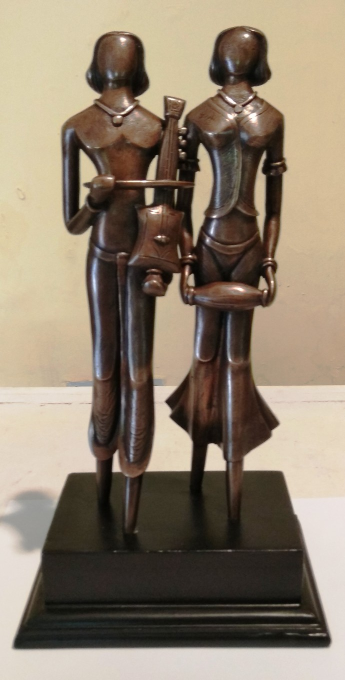 Two Musician By N.S. Rana
