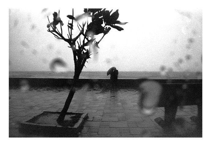 Thairaav 05 by Maitreya Mer, Image Photography, Inkjet Print on Archival Paper, Gray color