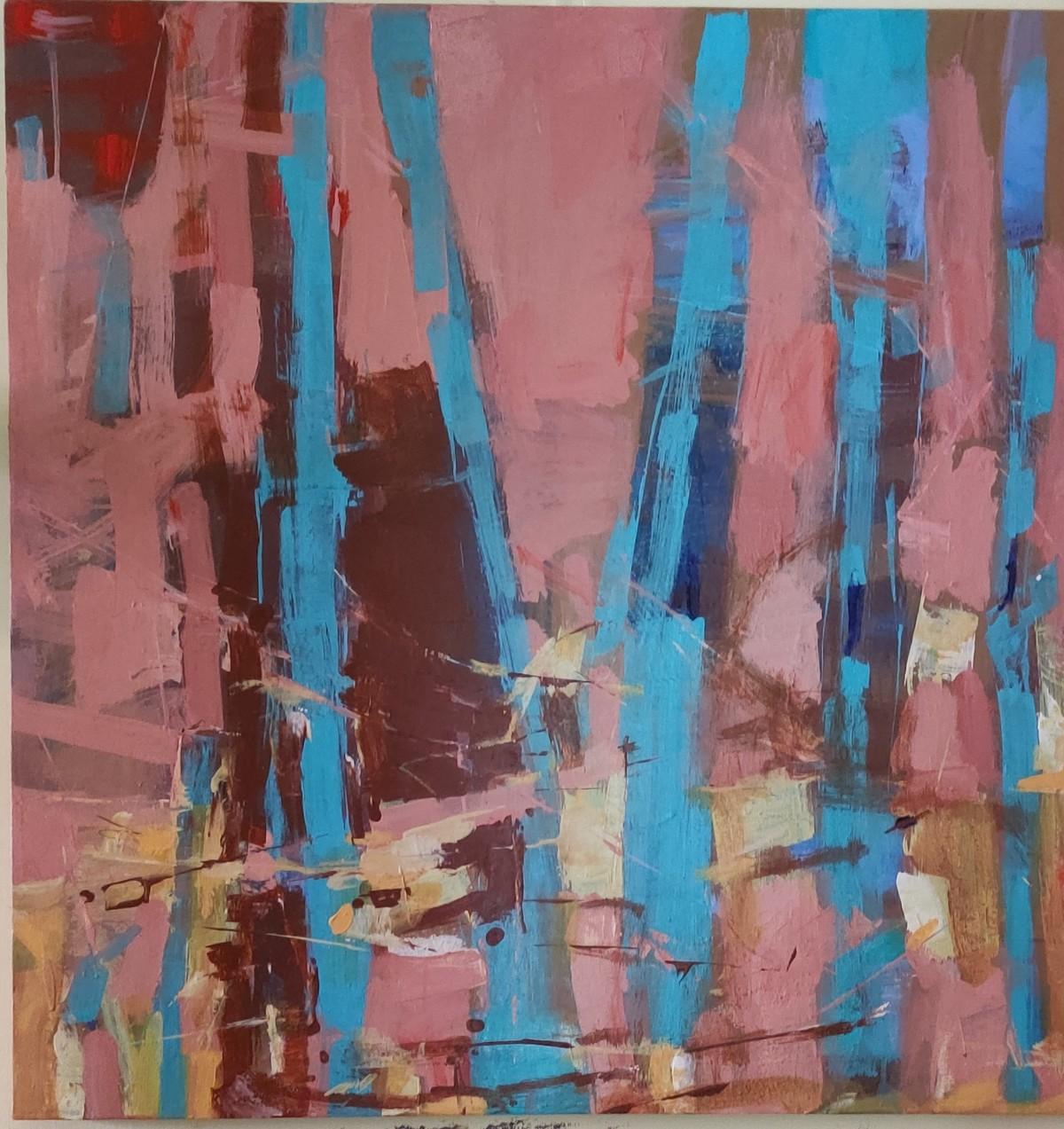 In the Light of Things Digital Print by Murali Sivaramakrishnan,Expressionism