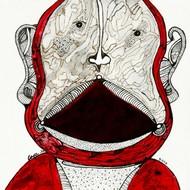 Jgy tmp 05 jaya ganguly untitled 12in x 12in %2830.5cm x 30.5cm%29 acrylic on canvas