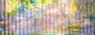 Memories Digital Print by Alamelu Annhamalai,Abstract