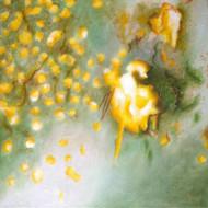 Eschaton by Alamelu Annhamalai, Expressionism Painting, Acrylic on Canvas,