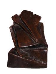 Ganesha by Sheela Chamariya, Art Deco Sculpture | 3D, Bronze, Cold Turkey color